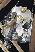 Эрмитаж приобрел драгоценную скрипку работы Войчишина
