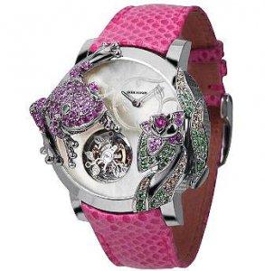 Boucheron выпустил сказочные часы к своему 150-летнему юбилею
