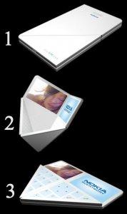 Nokia Scentsory Cellphone - революция среди мобильников