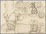 Рисунок Винни-Пуха продан за $50.000