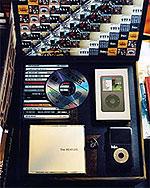 Рождественский подарочный набор в память о Beatles