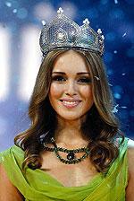 Ксения Сухинова - Мисс Мира