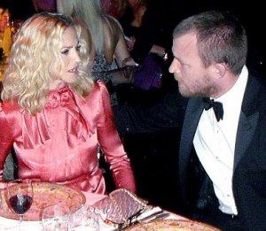 Развод Мадонны