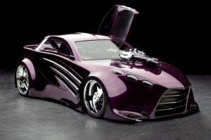 Необычный тюнинг, сделавший из Ford суперкар