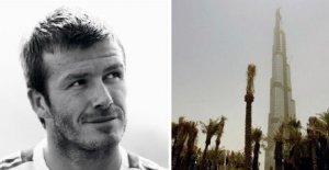 Чета Бэкхемов переедет в Дубаи?