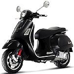 Быстрый скутер от фирмы Vespa