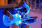Ледяной музыкальный фестиваль - сказка итальянских гор
