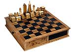 Эксклюзивные шахматы в стиле городов США