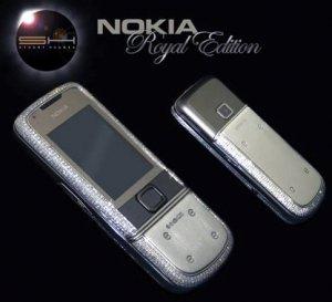 Nokia представила телефон из платины