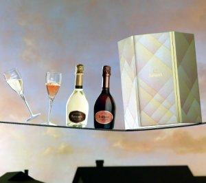 Шампанское для влюбленных от Ruinart