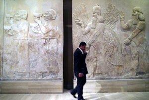 Национальный музей Ирака вновь открыт для посетителей