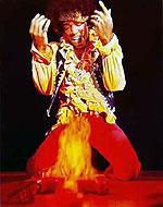 Что стало с обгоревшей гитарой Джими Хендрикса?