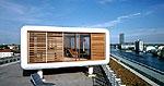 LoftCube - переносной дом для богатых путешественников