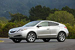 Новый люксовый  паркетник от Acura