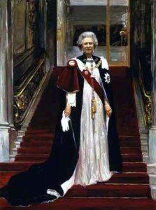 Английскую королеву обокрали