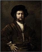 Неизвестный портрет Рембрандта уйдет с аукциона Christie's