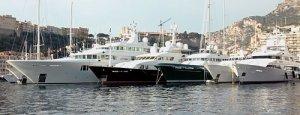 Выставка яхт класса-люкс пройдет в Монако