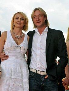 Свадьба Плющенко и Рудковской