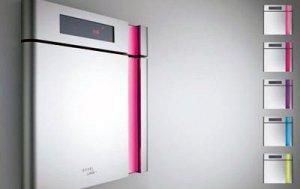 Дизайнерские холодильники от Glam