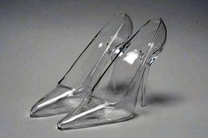 Современные туфельки для Золушки