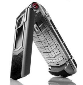 Новый мобильник от Vertu - шаг от роскоши к практичности!