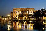 Новогодняя ночь во дворце султана