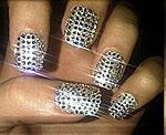 Бриллиантовые ногти - мода или эксклюзив?!
