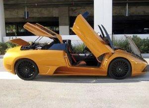 Lamborghini ручной сборки на eBay