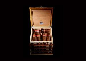 Хьюмидор для сигар в форме фабрики Partagas