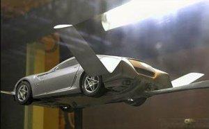 Летающий автомобиль - реальность