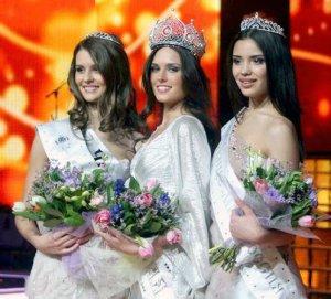 Студентка из Екатеринбурга сделала себе подарок на 8-е Марта – стала «Мисс Россией-2010»!