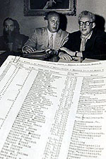 Продан список Шиндлера за $2.200.000