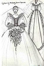 Платья принцессы Дианы продадут с аукциона
