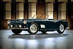 Выставка раритетных автомобилей в Калифорнии