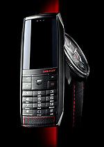 Новая версия телефона MERIDIIST BLACK PVD от TAG HEUER