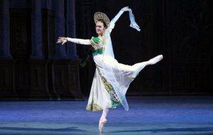 Первый в мире балет в 3D