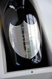 Свадебная коллекция шампанского от от Dom Perignon