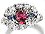 Редкое кольцо не удалось продать с аукциона