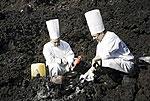 Ужин на вулкане