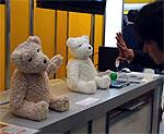 Медвежонок робот, как замена домашним животным