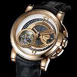 Новые часы с турбийоном от Harry Winston