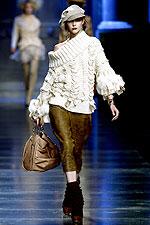 Модные тренды осени 2010