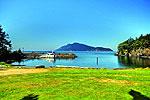 Остров, для уединенной жизни, в штате Вашингтон - продается