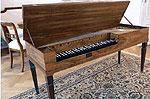 Найдено фортепиано Моцарта