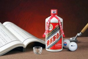 20 тысяч $ за бутылку китайской водки «Красный Алмаз»