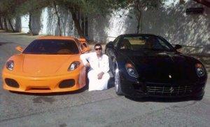 У юного богача из Саудовской Аравии 30 суперкаров