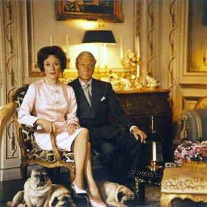 Драгоценности герцогини Уоллис Симпсон пустили с молотка