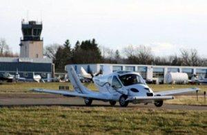 Самолетомобиль пошел в серийное производство