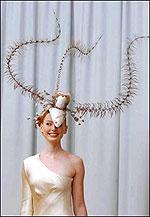 Самая дорогая шляпка в мире стоит $2.700.000