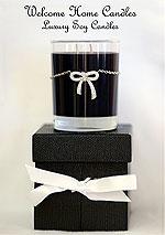 Лучший подарок для женщины - свеча с ароматом шампанского!